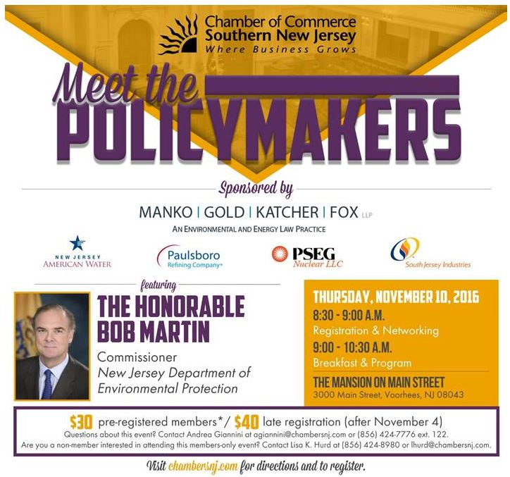 Meet the Policymakers