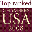 Top Ranked Chambers USA 2008