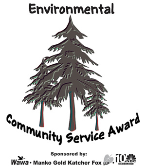 Environmental Community Service Award