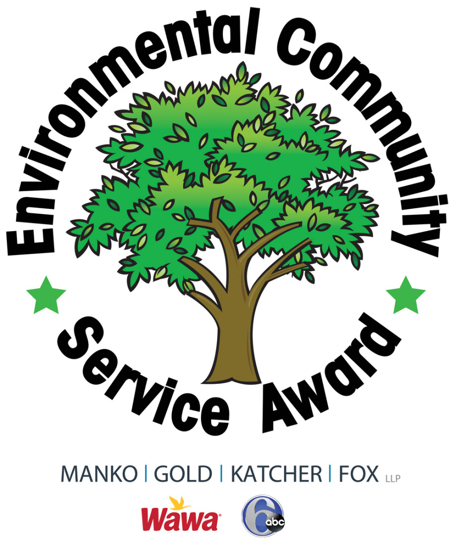Environmental Community Service Award logo